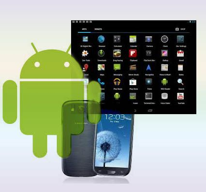Introduction to Android Tablets and Smartphones